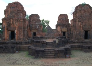 Inside Muang Tam Temple, Isaan Tours and Phanom Rung