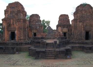 Inside Muang Tam, Prasat Phanom Rung Historical Park, Buriram Isaan Thailand