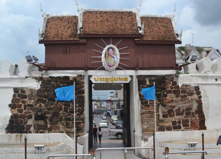 Ya Mo Entrance, Top Attractions in Korat, Nakhon Ratchasima Isaan, Thailand