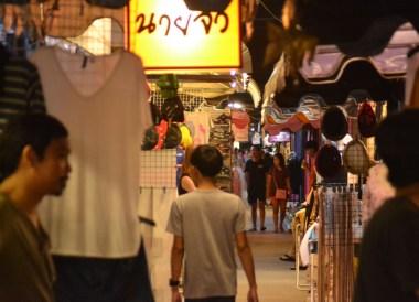 NBK Night Market, Korat City Centre, Nakhon Ratchasima Isaan, Asia