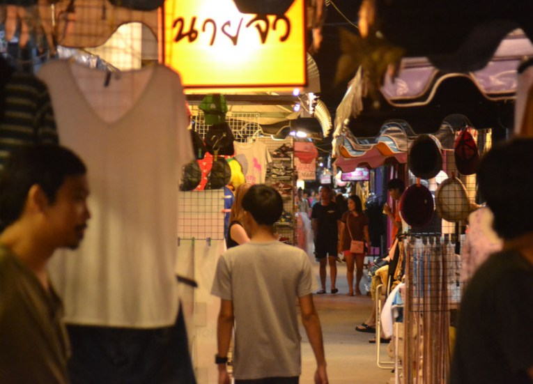 NBK Night Market, Top Attractions in Korat, Nakhon Ratchasima Isaan, Thailand