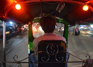 Travel by Tuk-Tuk, Top Attractions in Korat, Nakhon Ratchasima Isaan, Thailand