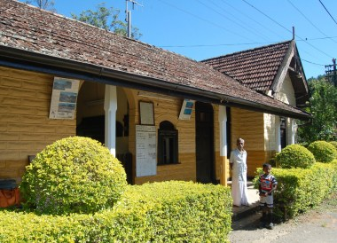 Colonial Ella Train Station, British Tea Plantations in Asia, Hill Stations