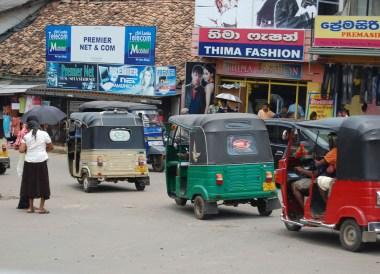 Sri lankan Small Town, South Sri Lanka Tour, Independent Travel Asia