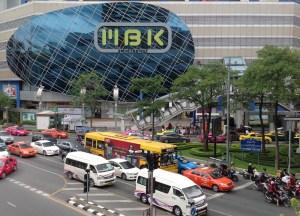MBK Shopping Mall, Buying Diamonds in Bangkok, Thailand