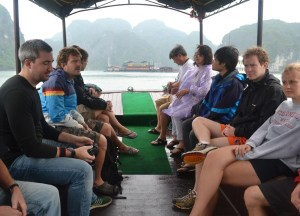 Tour Group Travels, Vietnam, Value of Press Trips for Travel Bloggers, Marketing