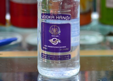 Contraband Hanoi Vodka, Best Beers and Alcohols in Asia
