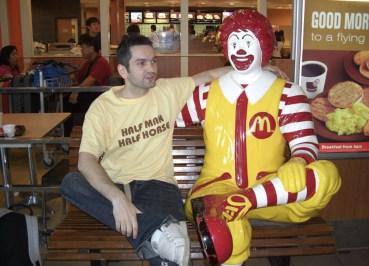 McDonalds in Bangkok, 24 Hour Delivery, Fast Food in Bangkok