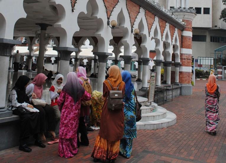 Jamek Mosque, Top 10 Attractions in Kuala Lumpur Malaysia