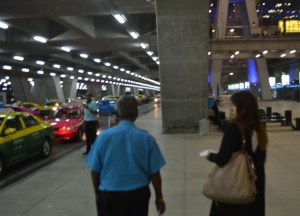 Suvarnabhumi Airport, Long Distance Travel in Thailand, Bangkok