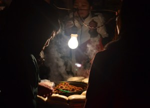 Street Food Burgers in Xian, Top Foodie Experiences in Asia