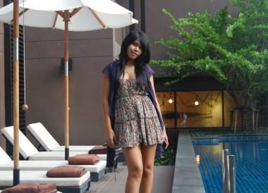 Top 10 Best Budget Hotels in Bangkok, Tenface Swimming Pool
