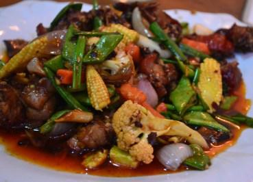 Chinese Roast Duck, Super 81 Restaurant Mandalay, Best Restaurants Myanmar