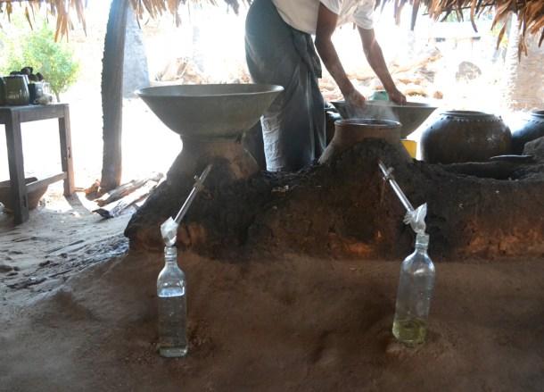Cooling Toddy in Myanmar, Top Foodie Experiences in Asia