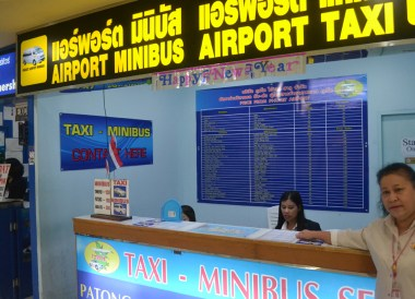 Phuket Airport Taxi Services, Travel to Koh Yao Yai from Phuket
