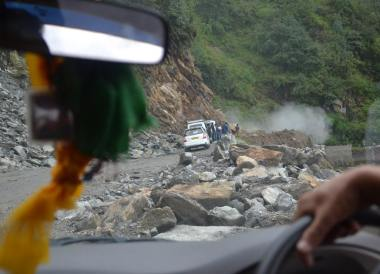 Gangtok to Changu Lake in Low Season, Bumpy Roads