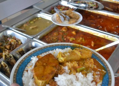 Fish Head Curry, Top Malaysian Food, Eating in Malaysia