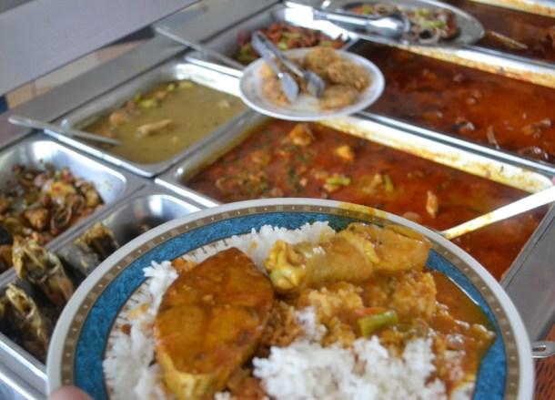 Nasi Kandar, Top 50 Foods of Asia, Asian Food Guide