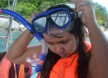 Snorkel Equipment, Best Snorkelling in the Perhentian Islands Resort