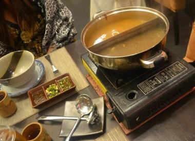 Split Steamboat, Top Malaysian Food, Eating in Malaysia