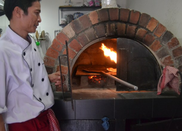 Wood Fired Pizza Oven, Street Food Pizza, Yan Pizza, Sukhumvit 23