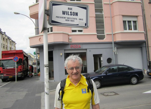 Rue De Wilson in Paris, Backpacking Parents, My Travel Inspiration