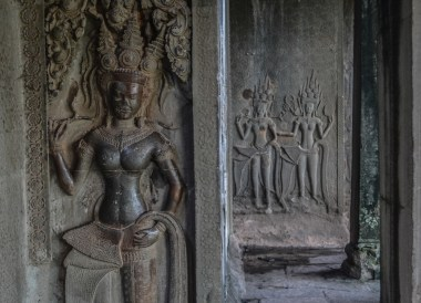 Temple Walls, Boutique Hotels in Siem Reap, Angkor Wat