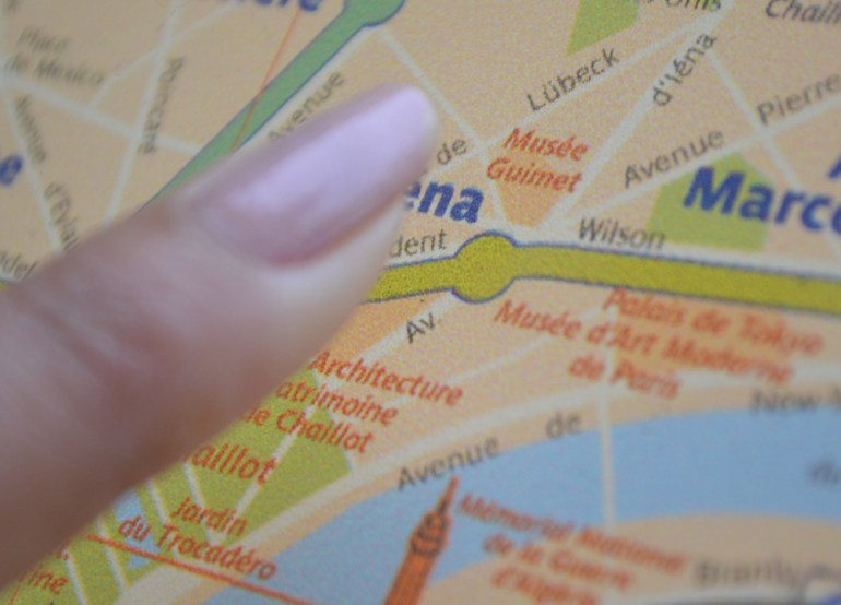 Wilson Street in Paris, Backpacking Parents, My Travel Inspiration