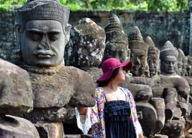 Angkor Wat Cambodia, Microsoft Lumia #makeithappen