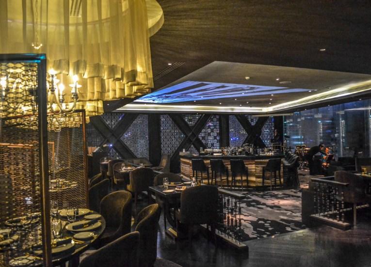 Slick Interiors of Maya, Holiday Inn Bangkok Sukhumvit 22