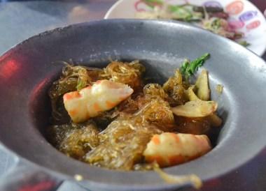 Bangkok Vegetarian Festival in Chinatown, Stir Fry Vermicelli