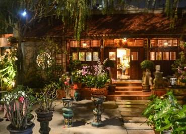 Traditional House, Le Dalat, Vietnamese Restaurant Bangkok