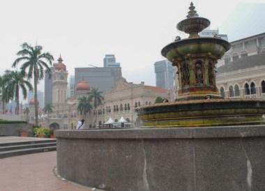 Victoria Fountain, Top 10 Attractions in Kuala Lumpur Malaysia