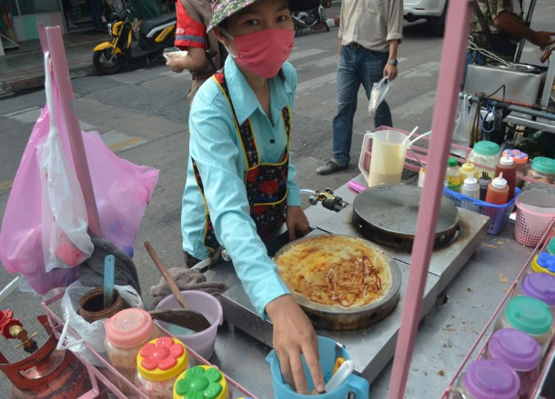 Prik Pao Moo Yong, International Street Food in Bangkok