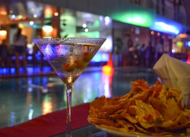 Indoor Pool Bar, Best Views of Petronas Towers