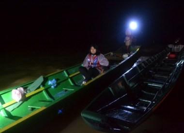 Night Time, Ulu Ulu Resort, Temburong National Park Brunei Borneo