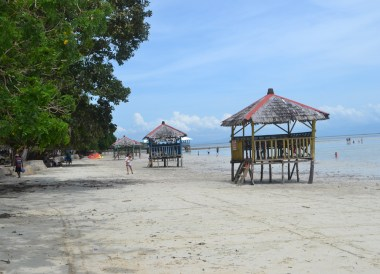 Beaches in Puerto Princesa Philippines