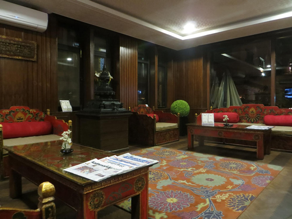Dalai-La Boutique Hotel Review: Affordable Luxury in Thamel