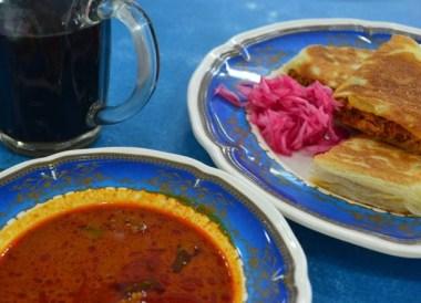 Mamak Roti, Top 10 Attractions in Kuala Lumpur Malaysia
