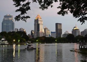 Lumpini Park, Top Boutique Hotels in Silom, Bangkok, Thailand