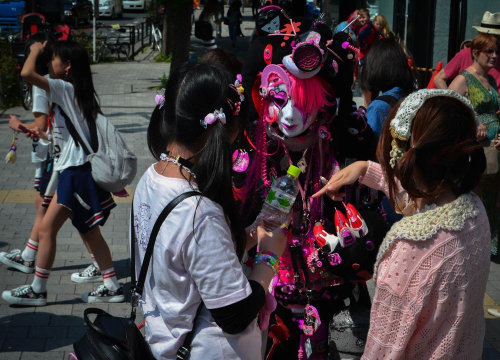 Weird People, 2 Week JR Pass, Japan Train Travel