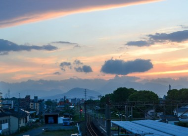 Tsurasaki Station, 8 Hells of Beppu by JR Pass, Japan Travel