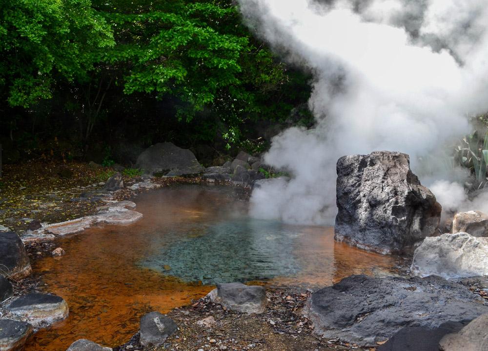8 Hells of Beppu, 2 Week JR Pass, Japan Train Travel