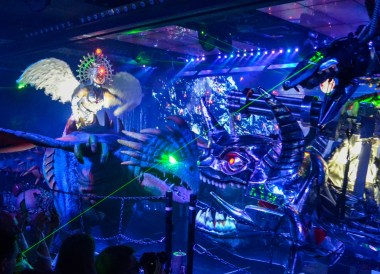 Shiva Battle, Best Themed Cafes and Restaurants in Tokyo