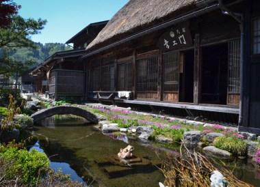 Hida Minzoku Mura, Travel to Shirakawa-go Unesco Village in Spring