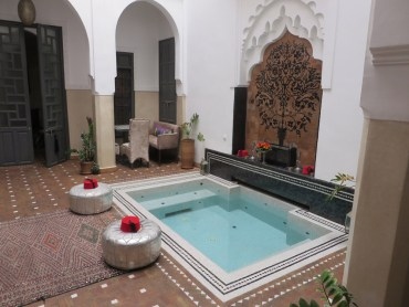 Reliving history at the Riad Star, Marrakech (Morocco)