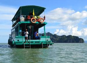 Andaman Boat Tours, Best Ko Phi-Phi Tours from Phuket