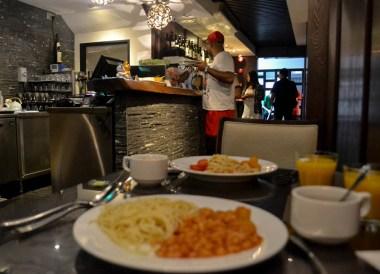 Breakfast. Clover 33 Jalan Sultan Boutique Hotel in Bugis Singapore