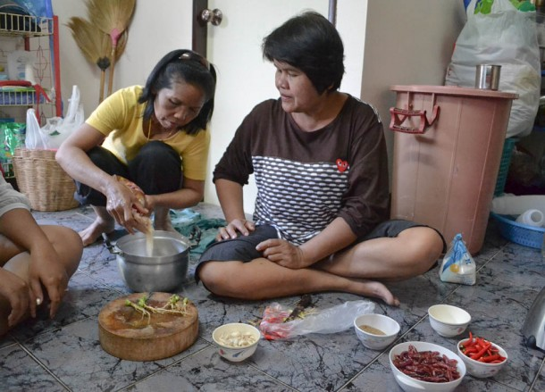 Recipes from Rural Thailand, Cooking Thai Food in Isaan