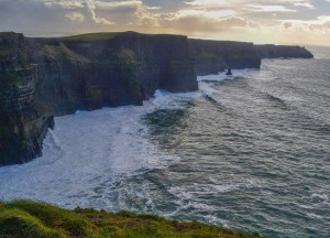 Cliffs of Moher, Extended Wild Atlantic Way, Giants Causeway NI
